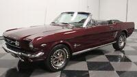 Miniature 7 Voiture American classic Ford Mustang 1966