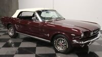 Miniature 17 Voiture American classic Ford Mustang 1966