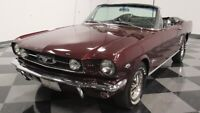 Miniature 21 Voiture American classic Ford Mustang 1966
