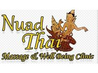 Nuadthai traditional Thai and Aromatherapy massage