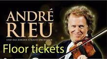 Andre Rieu Amazing FLOOR seats - 2nd row of Section! Melbourne CBD Melbourne City Preview