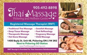 Authentic Thai Massage by Real Thai Therapists