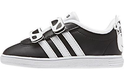 Adidas Shoes Girls Black And White