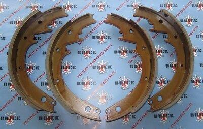 Buick Brake Shoe Set (1958-1960 Buick Front Brake Shoes OEM #1388286 | Brake Shoe)