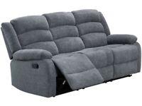 Miami 3 + 2 seater recliner sofa