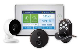 Système d'alarme sans fil + 2 caméras HD Valeur de 3000$ à 0$