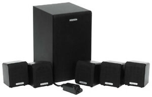 CREATIVE SBS 5.1 COMPUTER SPEAKERS