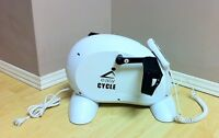 Easy Cycle (model YJ-1033) powered stationary exercise bike