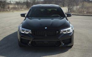 2018 BMW M5 - Black on Black