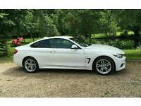 BMW 420i M-Sport 2.0 Ltr X-Drive