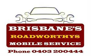 Mobile Roadworthy Certificates R.W.C Safety Certificates