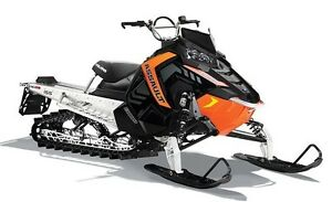 2016 Polaris Ind. 800 RMK Assault 155 Powder