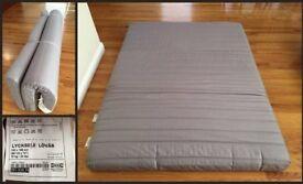 Ikea chair bed mattress