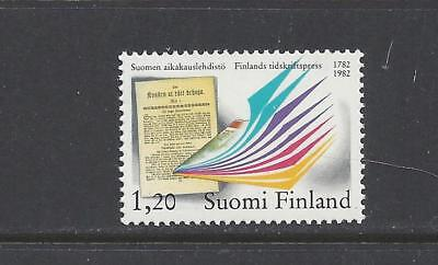 FINLAND - 662, 664, 667 - 671 - MNH - 1982 ISSUES