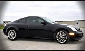 Looking for g35 coupe for the spring,6speed