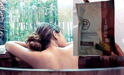 Herbal Body Bath Bag Thai Spa Massage AromaticRelax Therapy Muscle Relief Sachet - Herbal Spa Bath