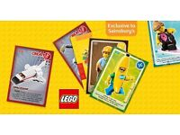 WANTED / SWAP - Lego Cards