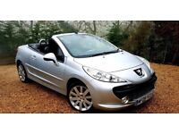PEUGOT 207 CC AUTO- Perfect Condition