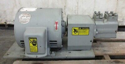 Century Electric Motor 6-355822-01 E303 10 Hp 200 Volts 3 Phase 4926-7 Pump