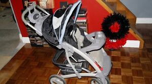 Graco Fast Action Fold Stroller (Single)