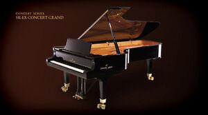 Shigeru Kawai - The Premier Piano of Japan
