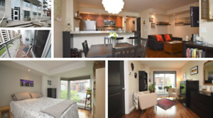Trendy Condo in the Heart of Downtown