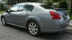 2007 Nissan Maxima SL fully loaded