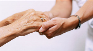 Atención domiciliaria a persona mayor o pérdida de autonomía.