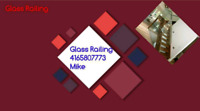 glass railing and best design and quality