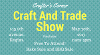 Crafter's Corner - Craft and Trade Show