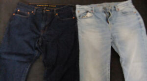8 Pairs of Jeans