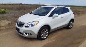 2016 Buick Encore, Fully loaded, AWD  ***Very Clean***