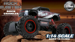 RC RTR Car 2.4G 1:14 4WD Rock Crawler BRAND NEW