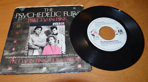 Vintage 45/Vinyl: THE PSYCHEDELIC FURS: Pretty In Pink: 1986