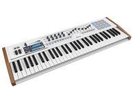 Arturia keylab 61 midi controller synthesiser keyboard mint condition
