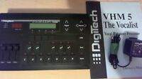 Digitech VHM 5 The Vocalist - Vocal Harmony Processor