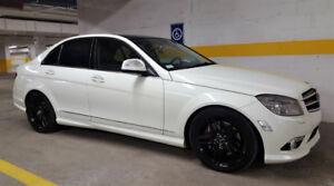 2009 Mercedes C350 / GPS / Toit pano / prix reduit, vente rapide