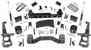 NEW IN BOX, 4in Ford Suspension Lift Kit (15-18 F-150 4WD)