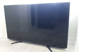 Sharp 50 inch LED TV  PARTS - Screen Crack