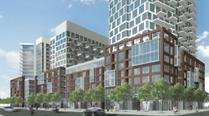 EXPRESS Condos at Wilson Subway Station Near Yorkdale Mall