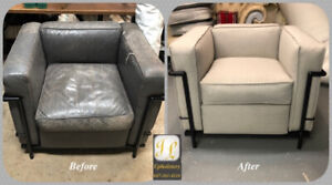 Reupholster and Recover service