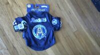 Licenced CFL Toronto Argonauts Jersey for Dogs[new]