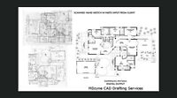 AutoCAD Drafting Services 2D