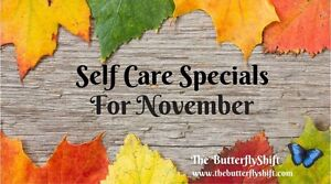 Self Care Specials for the month of October  Kitchener / Waterloo Kitchener Area image 1