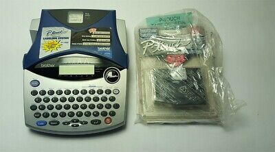 Brother P-touch Pt-1900 Electronic Label Maker Printer Exc Condition