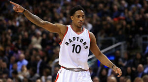 Toronto Raptors Lower Bowl tickets FREE gift included
