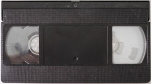 Looking for BLANK VHS