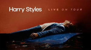 Harry Styles -2 Lower Bowel Concert tickets