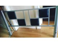Metal bed frame in excellent condition