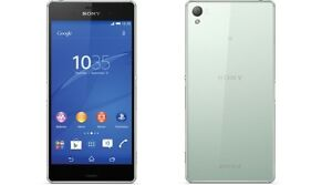 Factory Unlocked Sony Xperia Z3 D6603 16GB LTE Smartphone Green